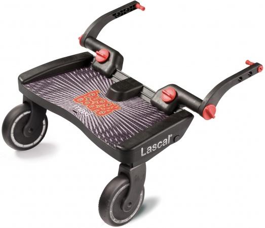 Buggy Board Maxi Zwart