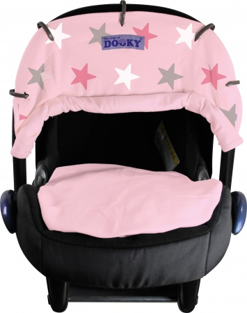 Dooky Pink / Pink Stars