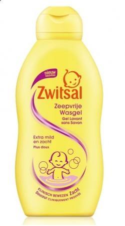 Zwitsal Zeepvrije Wasgel 200 ml