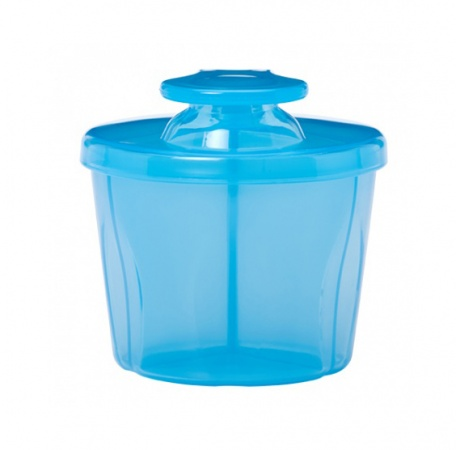 Dr. Brown's Melkpoeder Dispenser Blauw