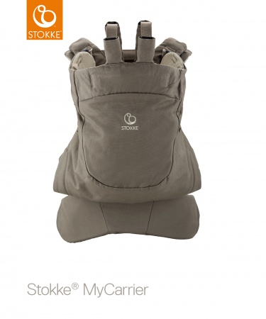 Stokke®  MyCarrier™ Back Brown