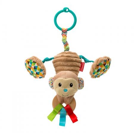 Infantino Go Gaga Jittery Monkey