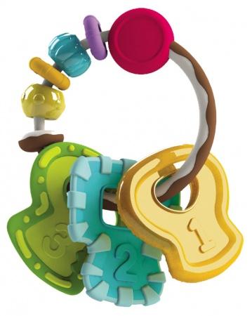 Infantino Slide & Chew Teether Keys