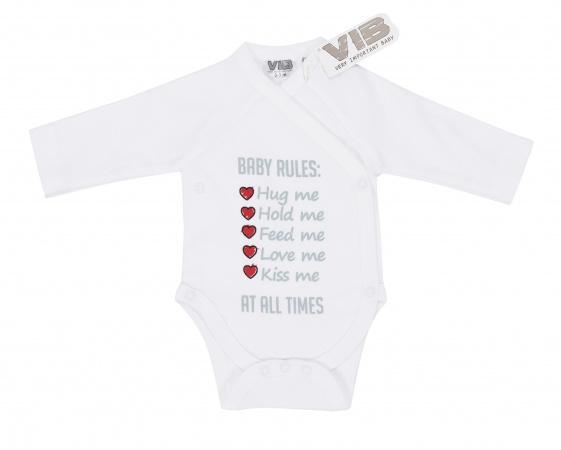 VIB Romper Baby Rules