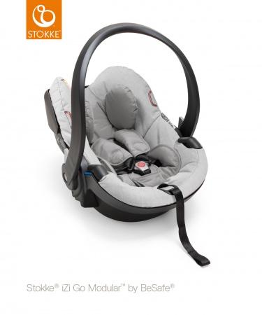 Stokke® iZi Go™ Modular™ by BeSafe® Grey Melange