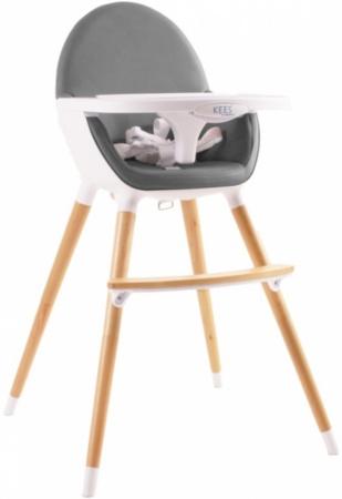 Kees Hi! Chair Lichtgrijs