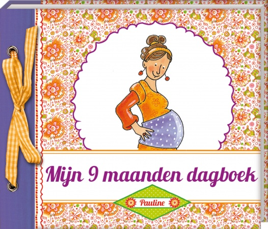Pauline Oud<br> Mijn 9 Maanden Dagboek