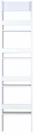 Bopita BabyFlex Boekenrek Voor Kast White