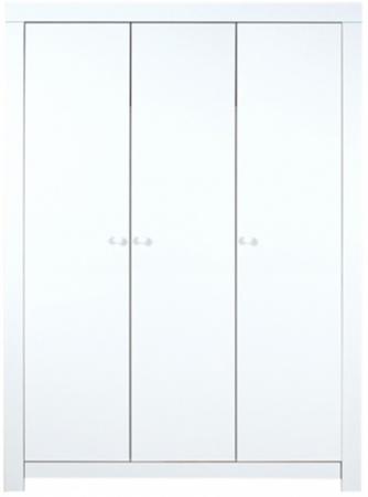 Bopita BabyFlex 3 Deuren Hanglegkast Medium White