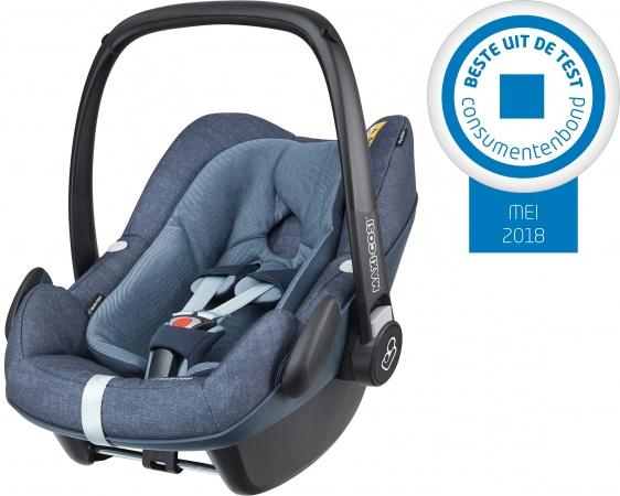 Maxi-Cosi Pebble Plus Nomad Blue 2019