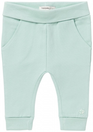 Noppies Broek Humpie Grey Mint