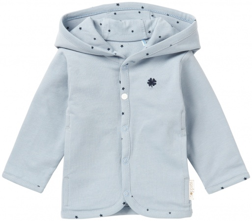 Noppies Vest Nuoro Grey Blue