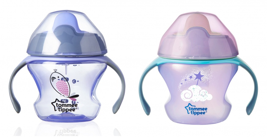 Tommee Tippee First Trainer Cup Girl Ass. 200ml