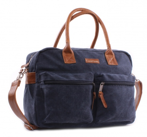 Kidzroom Diaperbag Vision Of Love <br> Femke Blue