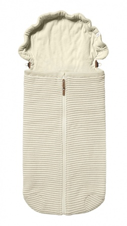 Joolz Essentials Nest Ribbed Offwhite