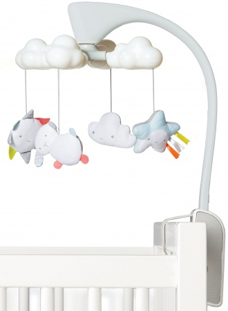 Skip Hop Musical Mobile Moonlight & Melodies Cloud