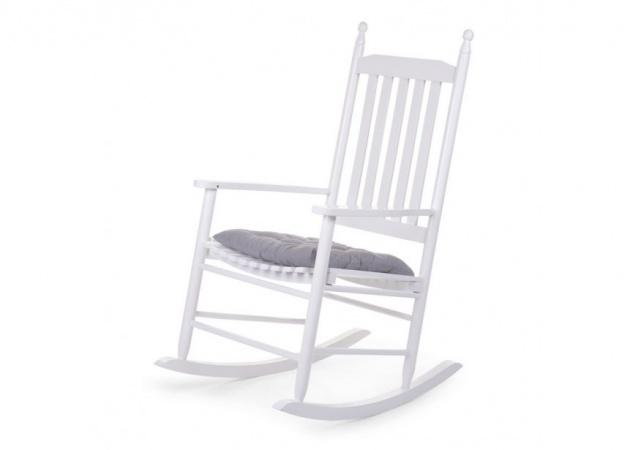 Childwood Rocking Chair Wit Met Kussen