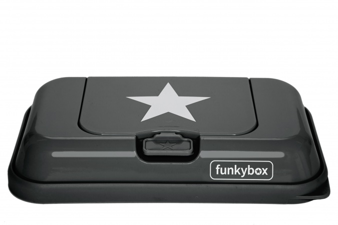 Funkybox To Go Antra Witte Ster