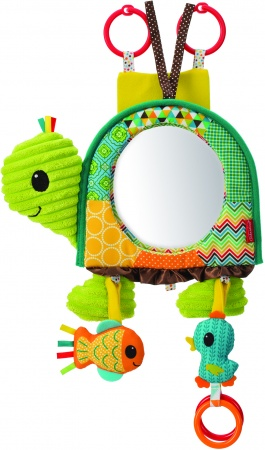 Infantino Go Gaga Activity Mirror