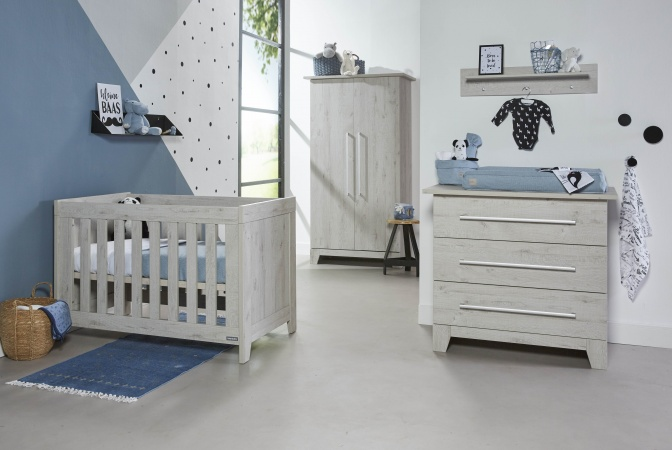 Ledikant 60 X 120 Commode London Interbaby Baby Dump