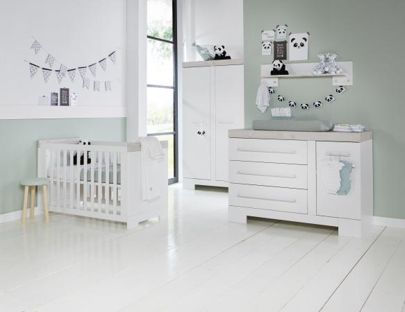 Hoogte Commode Babykamer : Ledikant 60 x 120 commode futura twf baby dump