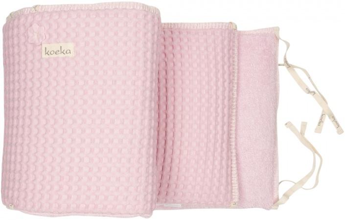 Koeka Box/Bedbumper Amsterdam<br> Old Pink