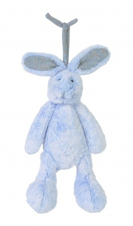 Happy Horse Rabbit Rivoli Blue Musical 25 cm