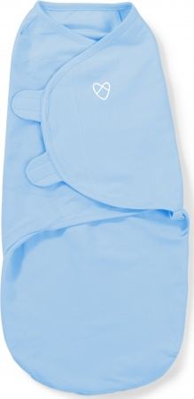 SwaddleMe Small Blue