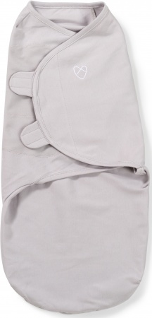 SwaddleMe Small Grey