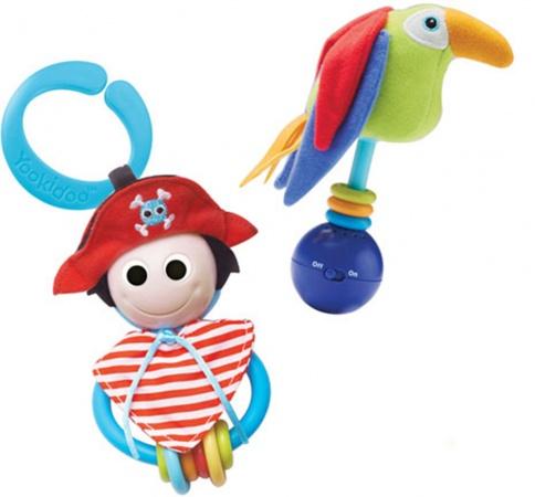 Yookidoo Pirate Play Set