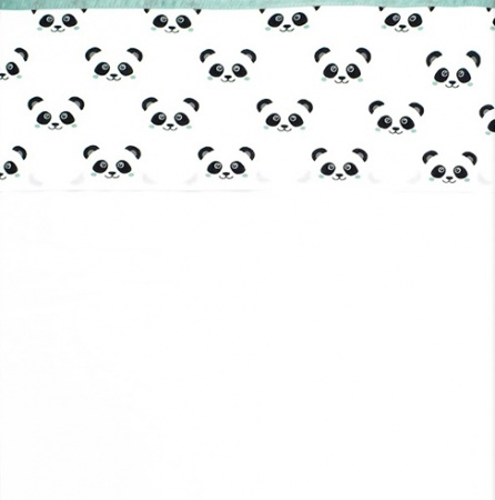 Fabs World Laken Panda Jade Dreams<br> 100 x 150 cm