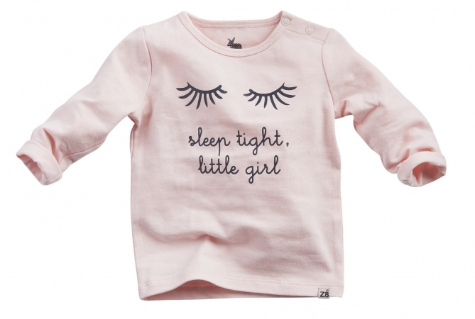 eca03662fdfa66 Z8 T-Shirt Mystic Topaz Soft Pink | Z8 T-Shirt | Baby-Dump