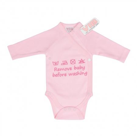 VIB Romper Remove Baby Roze
