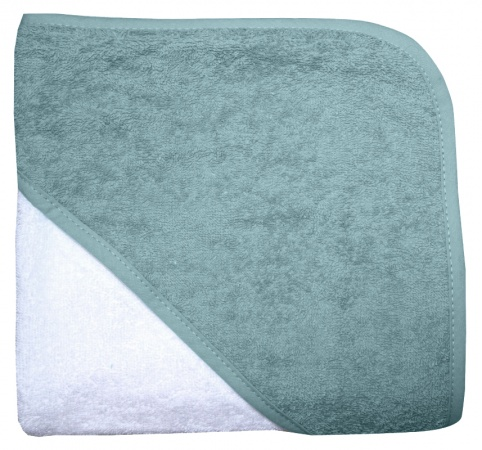BD Collection Babycape Wit / Stonegreen
