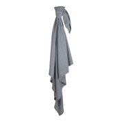 Little Dutch Swaddle Grey Melange 120x120