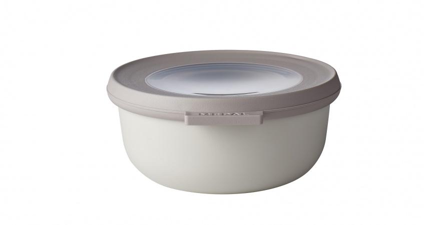 Mepal Multikom Cirqula 350ml <br> Nordic White