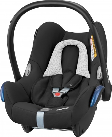 Maxi-Cosi CabrioFix Refresh Black Grid 2018