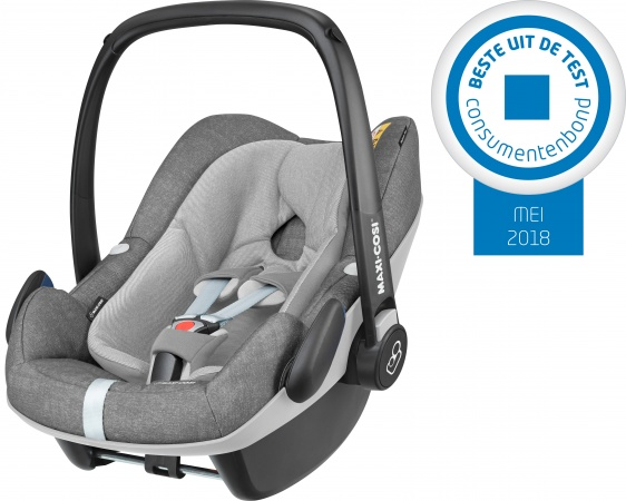 Maxi-Cosi Pebble Plus Nomad Grey 2019