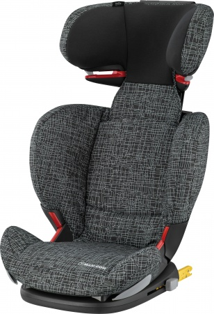 Maxi-Cosi RodiFix Air Protect Black Grid 2019