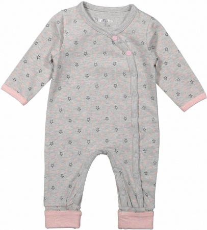 Dirkje Boxpak Stars Grey/Pink