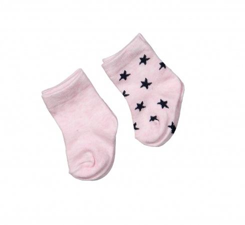 Dirkje Sokjes Stars/ Pink Melee