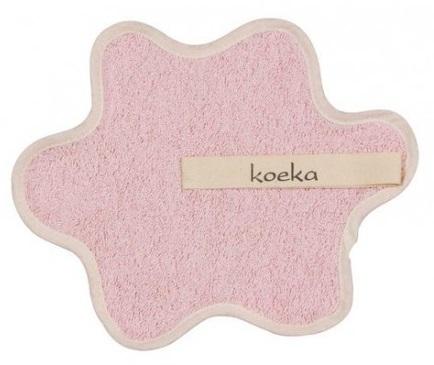 Koeka Speendoekje Rome<br> Baby Pink
