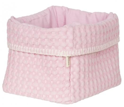 Koeka Opbergmandje Antwerp Old Baby Pink