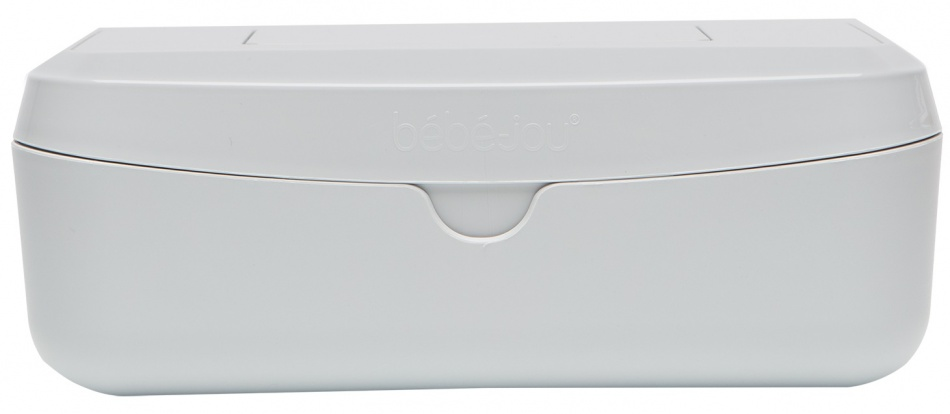 Bébé-Jou Easy Wipe Box Uni Grey