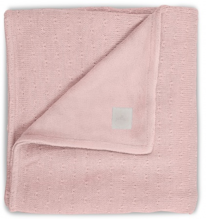 Jollein Deken Winter Soft Knit Creamy Peach 75 x 100 cm