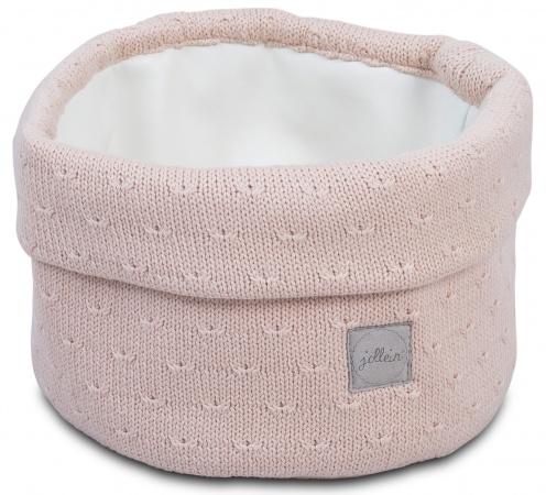Jollein Verzorgingsmand Soft Knit Creamy Peach