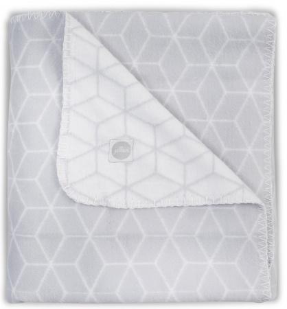 Jollein Deken Graphic Grey 75 x 100 cm