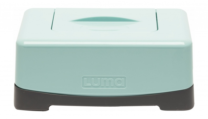 Luma Easy Wipe Box Silt Green
