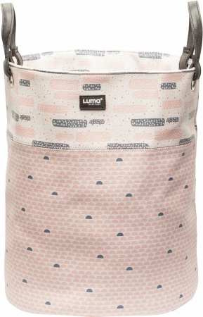Luma Toy Basket Large Peach Moon