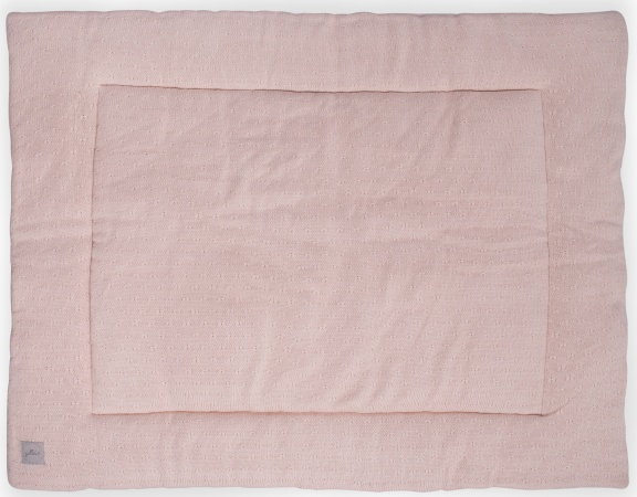 Jollein Boxkleed Soft Knit Creamy Peach<br> 80 x 100 cm